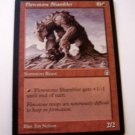 Flowstone Shambler red summon stronghold card