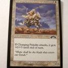 Charging Paladin 4/143 white summon knight exodus card