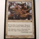Lawbringer 10/143 white creature rebel Nemesis card