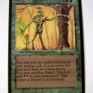 Gaea's Touch green the dark enchantment