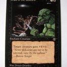 Feast of the Unicorn (version 1) Enchant Creature black mtg Homelands card