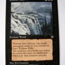 Koskun Falls uncommon black enchant world card