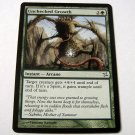 Unchecked Growth 148/165 green Betrayers Uncommon card