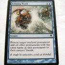 Echoing Truth 21/165 blue common Dark Steel card