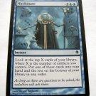 Machinate 24/165 blue common Dark Steel card