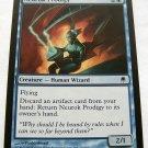 Neurok Prodigy 26/165 blue common Dark Steel card