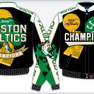 2008 BOSTON CELTICS NBA CHAMPION JACKET