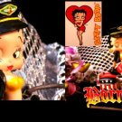 Betty Boop Born Wild Figure/Business Card Holder