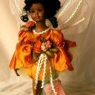 Sunland Traditions Doll Orange Fairy