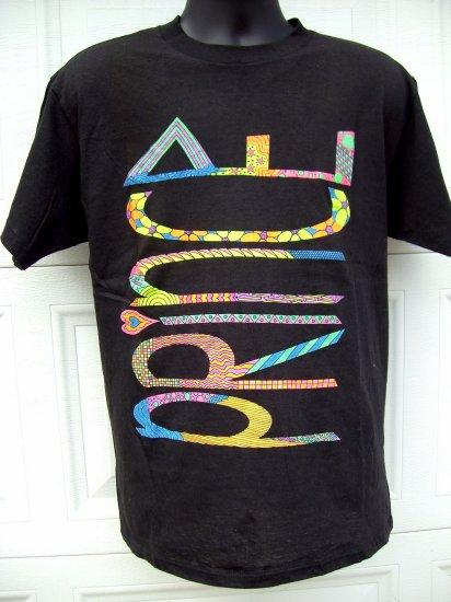 """SOLD! Rare Vintage PRINCE Concert Size Medium T-SHIRT """"88"""" The Artist Know as... Minneapolis 1988"""