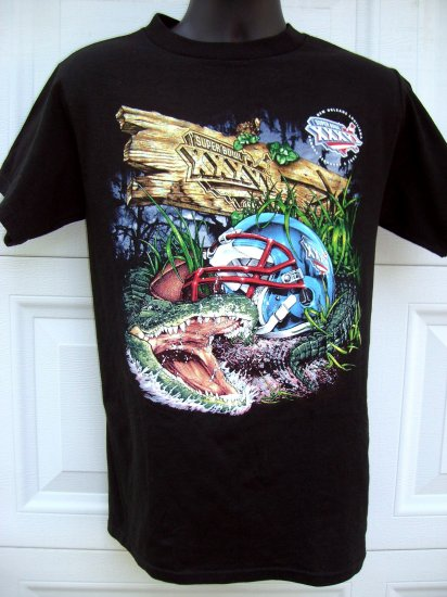 Super Bowl 2002 XXXVI New Orleans Superbowl SMALL T-Shirt