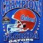SOLD! New 2006 Florida GATOR XL T-Shirt National Champions