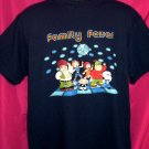 "TV's FAMILY GUY Medium/Large T-Shirt ""FAMILY FEVER"" ala DISCO Theme!"