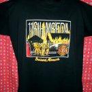 Minnesota State Fire Dept Assoc  Fireman XL T-Shirt  116th Convention Vintage 1991