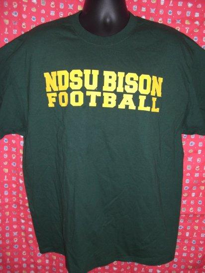 NDSU Bison Football XL T-Shirt North Dakota State University