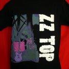Rare ZZ Top  Antenna  Medium Black T-Shirt