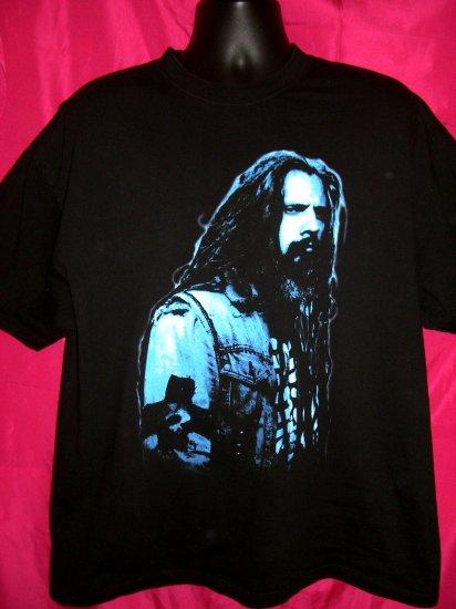 Rare Rob Zombie XL T-Shirt 2002