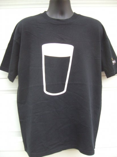 SOLD! IRISH PUB Durty Nelly�s - Shannon, Ireland & Guinness Beer XL T-Shirt Drinking 1999