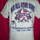 MBL All-Star Game 1995 Arlington Texas TX Size Large T-Shirt ~ July 11th 1995