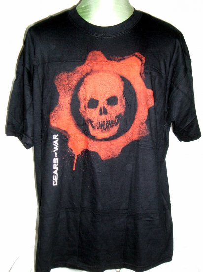SOLD! Gears of War Gaming T-Shirt Size XL
