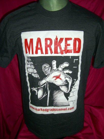 Marked Size Medium T-Shirt from MARKED GRAPHIC NOVEL