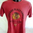 Chicago BlackHawks Size Medium T-Shirt Hockey NHL