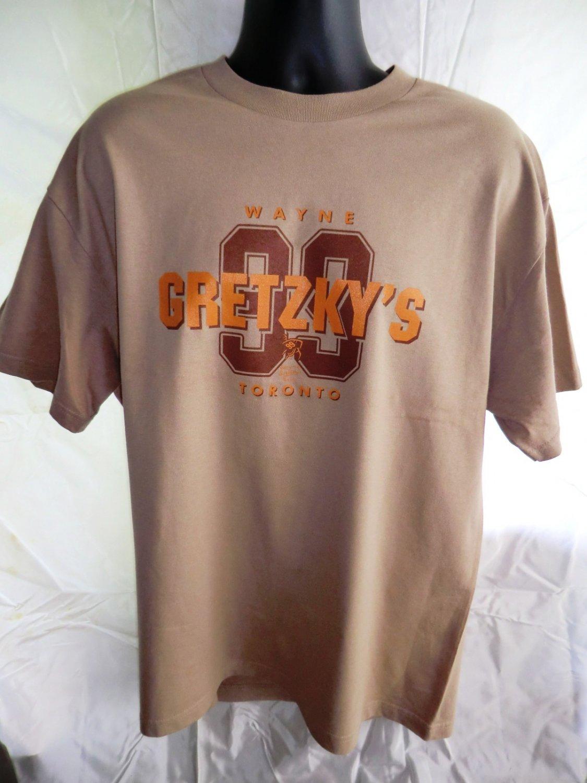Hockey Star�Wayne Gretzky T-Shirt Size XL