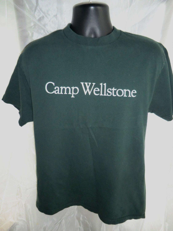 SOLD! Vintage Camp Wellstone Medium / Large T-Shirt
