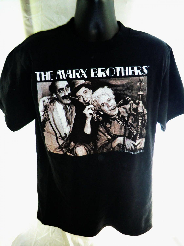 Rare The Marx Brothers T-Shirt Size Medium or Large