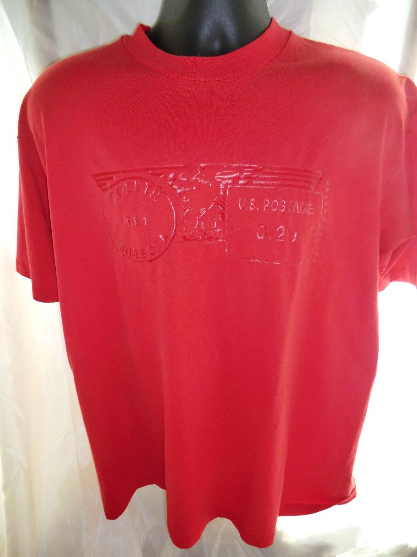 Souvenir DULUTH Minnesota T-Shirt Size Large XL Vintage 1991