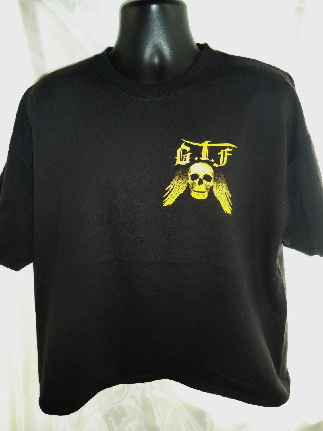 Gang Task Force 2009 T-Shirt Size XXL Police Cops