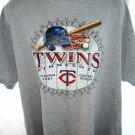 Minnesota Twins Baseball T-Shirt Size XXL