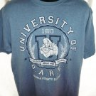University of DARE T-Shirt Size Large To Resist Drugs and Violence D.A.R.E.