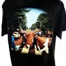 The BEATLES T-Shirt Abbey Road Size XL