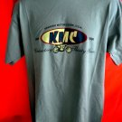 Kawasaki Motorcycle T-Shirt Celebrating 30 Years 1966-1996 Size Large