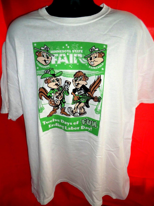 Minnesota State Fair T Shirt XL
