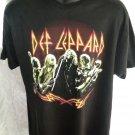 Def Leppard Tour 2009 T-Shirt Size Large