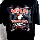Fun HICK TAXIDERMY T-Shirt Size XXL You Killem' We Fillem'