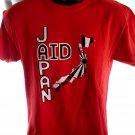 Japanese / Japan Aid 3/11/11 T-Shirt Tsunami Size Medium