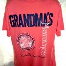 Vintage 1991 Grandmas Marathon T-Shirt Size XL