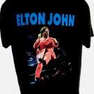 Cool 1997  Elton John Tour T-Shirt Size Large