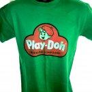 Fun Green Play-Doh T-Shirt Size Small
