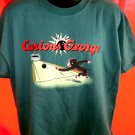 Curious George Bowling T-Shirt Size XL