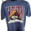 WINSTOCK 1999 Country Music Festival T-Shirt Size XL