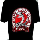 Staff NCO Club MCAS YUMA Snake Juice T-Shirt Size Large or XL