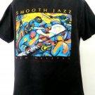 Vintage Smooth Jazz New Orleans T-Shirt Size Medium Worn
