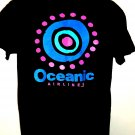 OCEANIC Airlines T-Shirt Size Large