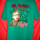 A Christmas Story Oh Fudge T-Shirt Size Large