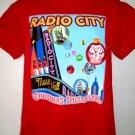 Radio City Music Hall ~ Christmas Spectacular T-Shirt Size Medium   NYC New York