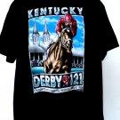 Vintage 1995 Kentucky Derby T-Shirt Size XL